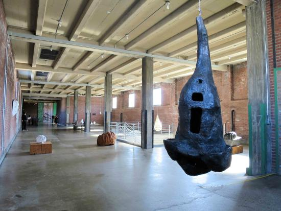 Dia Beacon Louise Bourgeois On The Upper Level Picture Of Dia
