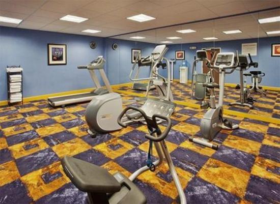 Holiday Inn Express Hotel & Suites Sacramento NE Cal Expo: Fitness Center