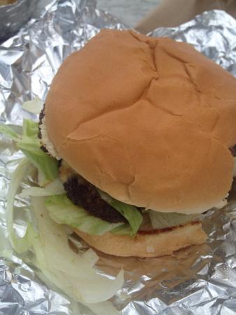 Fat Andy's Burger: photo0.jpg