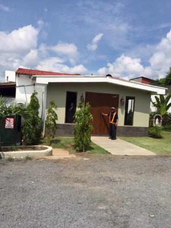 Managua Department, نيكاراجوا: Entrance