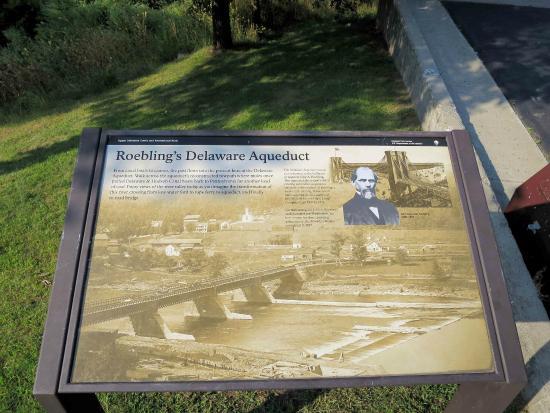 Lackawaxen, PA: Roebling's Delaware Aquaduct