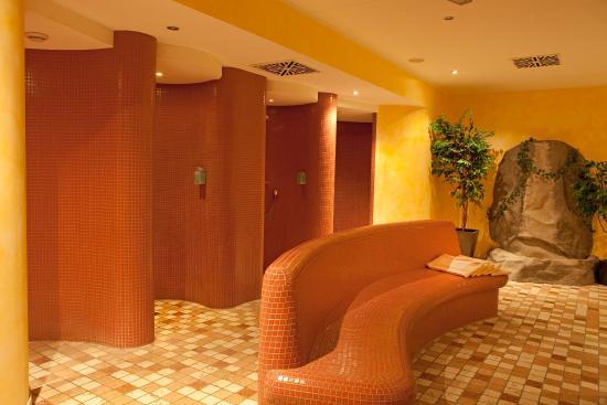 Salmdorf, Tyskland: Sauna