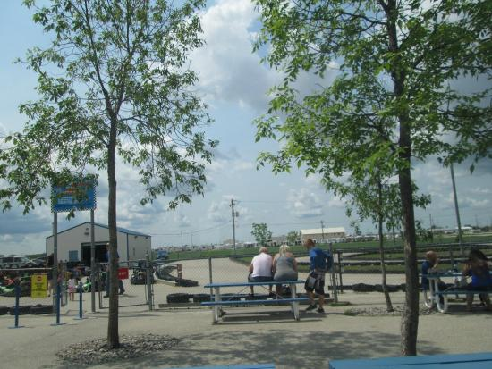 Headingley, Kanada: Go carts