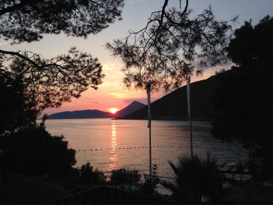 Ribarsko Selo: Sunset