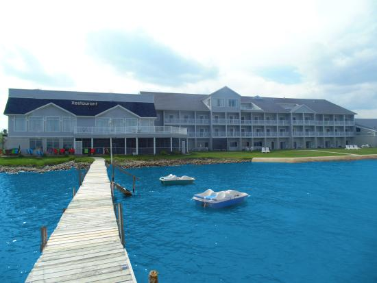 Lakeside Resort and Conference Center: Lakeview