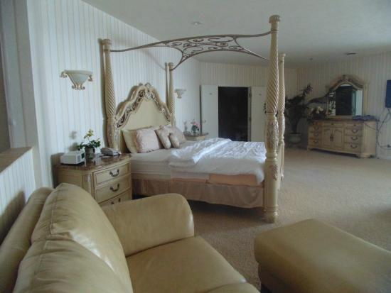 Lakeside Resort and Conference Center: Honeymoon Suite