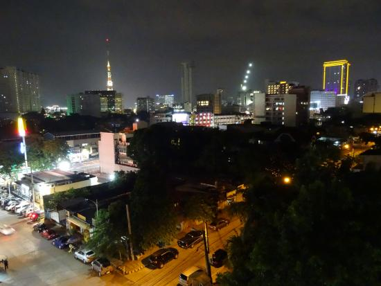 The Cocoon Boutique Hotel: view from the roof