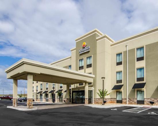 Comfort Inn Suites Lynchburg Updated 2018 Prices Hotel Reviews Va Tripadvisor