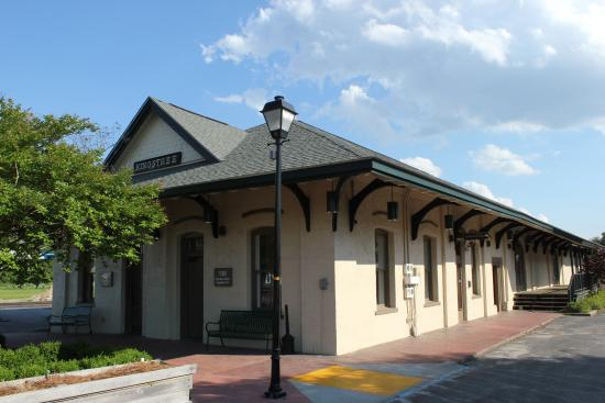 ‪‪Kingstree‬, ساوث كارولينا: Kingstree Depot, Family Restaurant and Diner‬