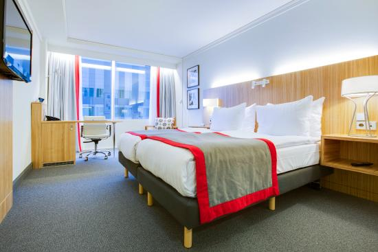 Radisson Blu Waterfront Hotel: Standard Room