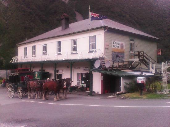 Entrance - Picture of Otira Stagecoach Hotel, Westland Tai Poutini National Park - Tripadvisor