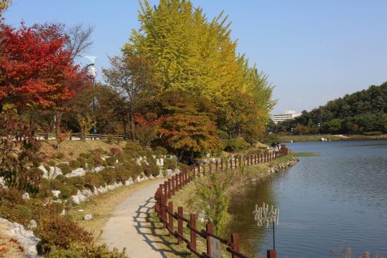 Icheon World Ceramics Center: 관고저수지