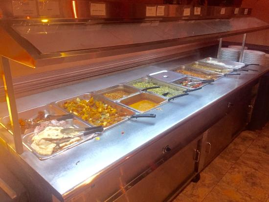 Nawab Indian Cuisine: Lunch Buffet