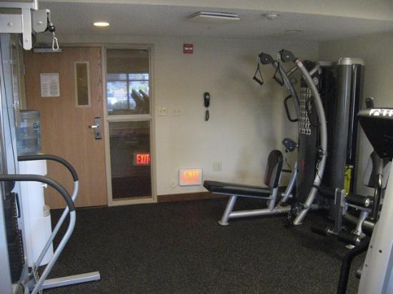 McCall, ID: Fitness Room