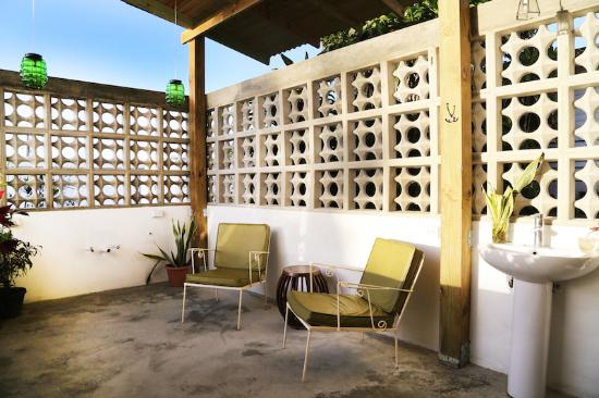 The Dreamcatcher: Private Terrace