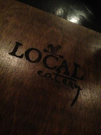 Laconia Local Eatery : Menu