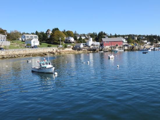 Stonington, ME: Harbor