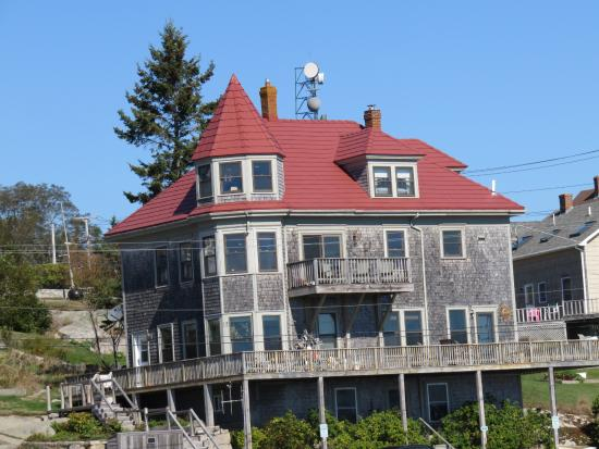 Stonington, ME: House with Character