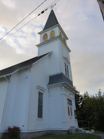 Stonington, ME: Church