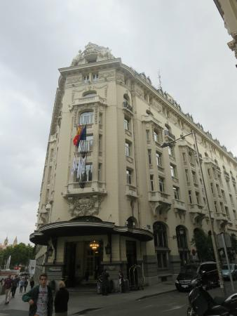 Westin palace hotel madrid picture of the westin palace - Hotel the westin palace madrid ...