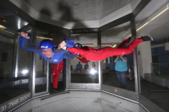 Ever wanted to be a superhero? Whether you're 3 or , iFLY Indoor Skydiving is not just a thrill ride but the hottest action sport. Indoor skydiving will make you feel like a real life, crime-fighting hero; you simply lean into the wind inside our giant glass tunnel and a column of air lifts you up and you'll float effortlessly into flight guided by our qualified instructors.
