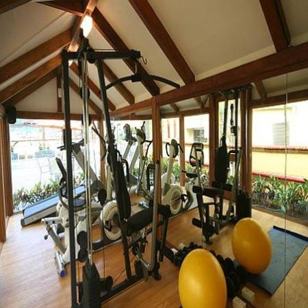 Resort De Coracao: Gym