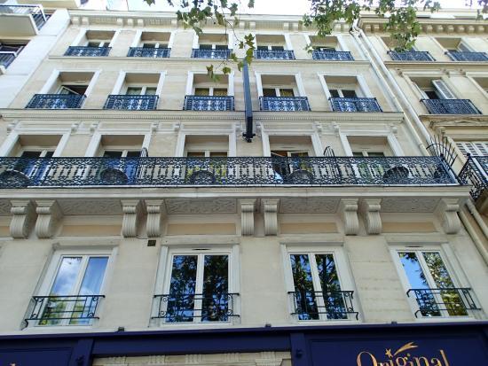 Picture of hotel original paris tripadvisor for Paris hotel original