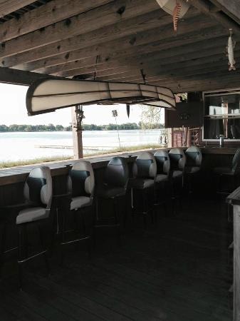 Cold Spring, MN: The deck bar