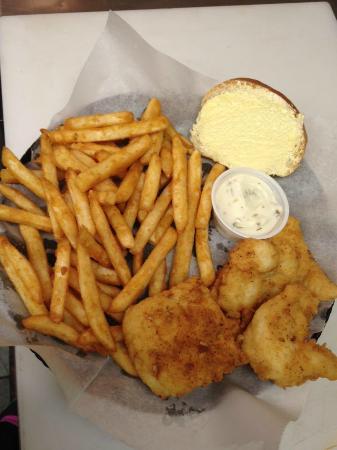 Κολντ Σπρινγκ, Μινεσότα: Friday night all you can eat fish