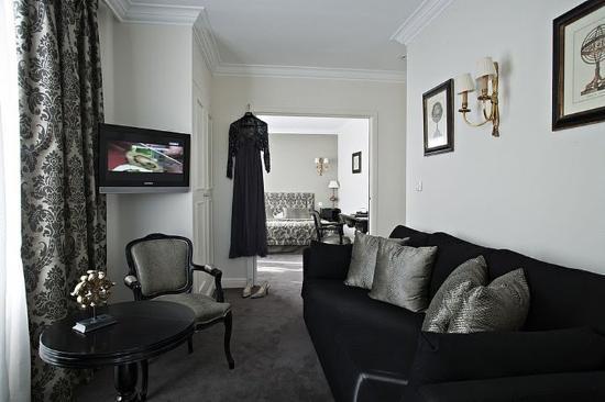 """Hôtel Villa d'Est : Suite """"Arabesque """""""