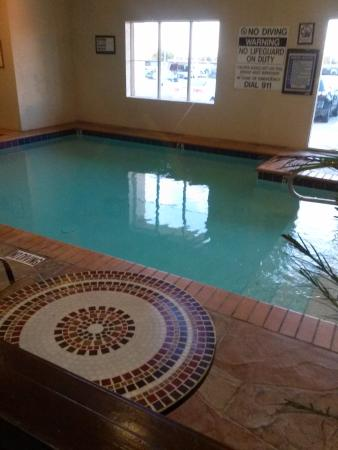 BEST WESTERN PLUS Rockwall Inn & Suites: INDOOR POOL