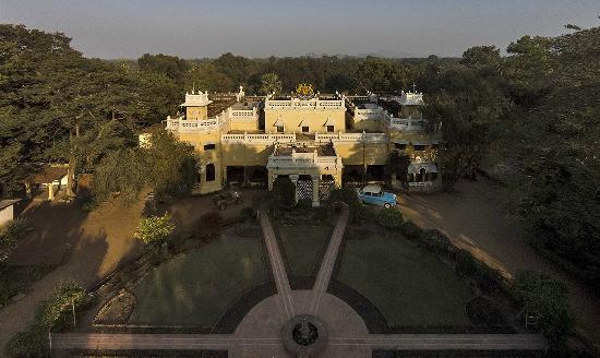 Kanker, Indie: Palace