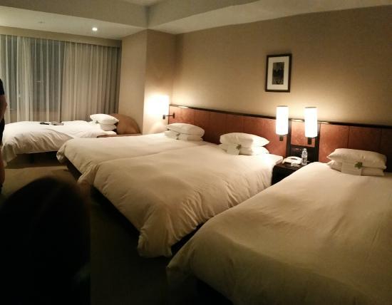 Hotel Granvia Kyoto Family Room Triple Bed One Extra