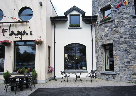 Ballina, ไอร์แลนด์: Flanagan`s am See
