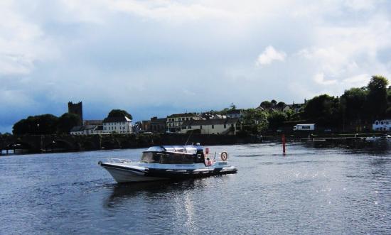 Ballina, ไอร์แลนด์: schöne Aussicht