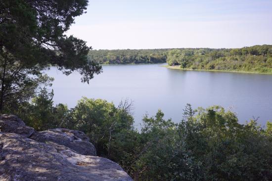 Meridian, Teksas: lake