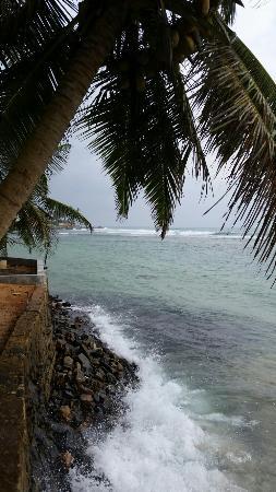 Miltons Beach Resort: Milton beach Unawatuna