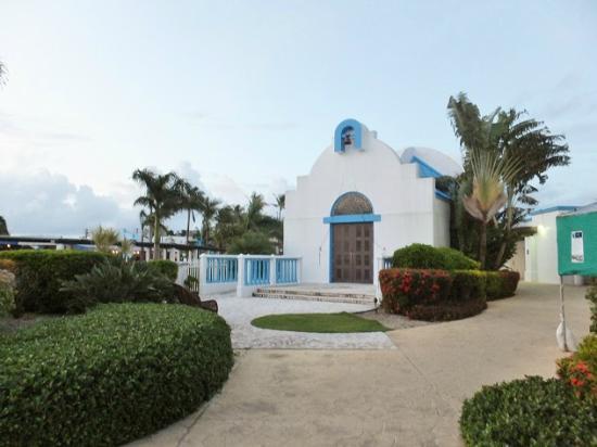 Onward Beach Resort: オンワード・オーシャンビューチャペル