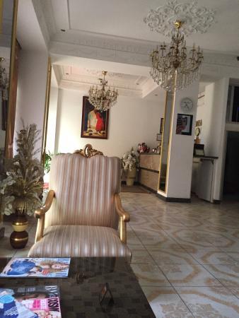 Hotel Kumkapi Konagi: Ez a szálloda hall