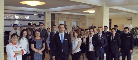 Days Hotel Baku: Days Hotel Team