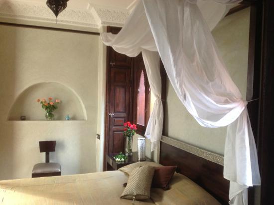 Riad Atman : room Rajas