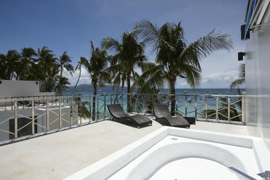 Boracay Ocean Club Beach Resort View Suite Veranda