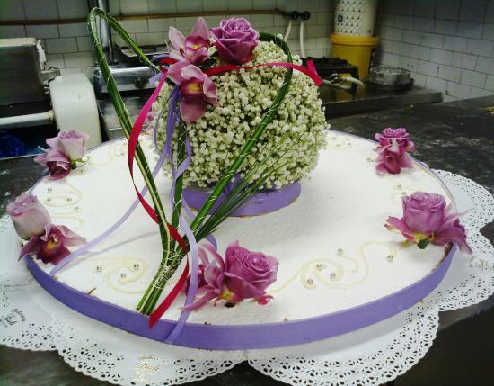 Torta Anniversario 50 Anni Matrimonio Picture Of Pasticceria Buti