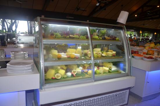 Lily Beach Resort & Spa: The Cheese Counter