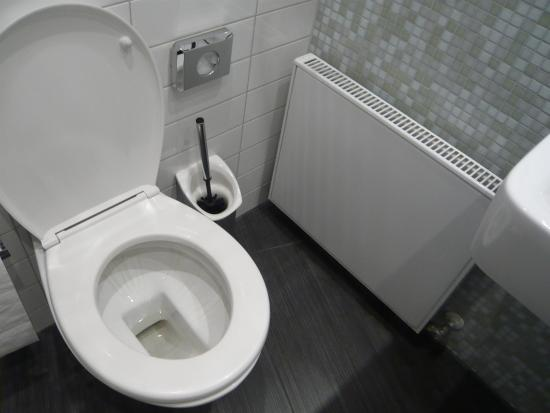 MEININGER Hotel Berlin Hauptbahnhof: トイレなどは可もなく不可もなく