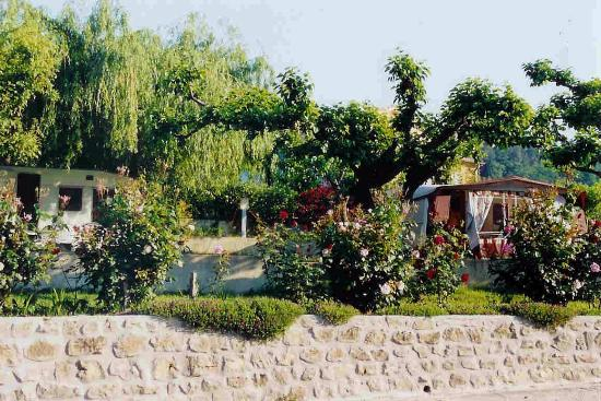 Ucel, France : emplacement