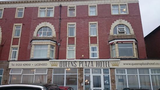 Queens Plaza Hotel Blackpool Tripadvisor