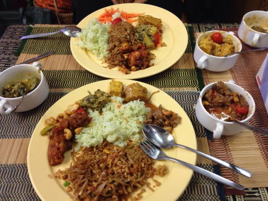 Irawaddy: Awesome dinner!