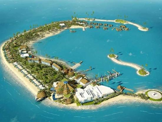 Insel Picture Of Banana Island Resort Doha By Anantara Doha