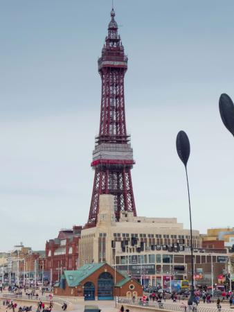 Image result for blackpool tower eye